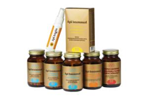 API Immunal - produkty wspomagające zdrowie